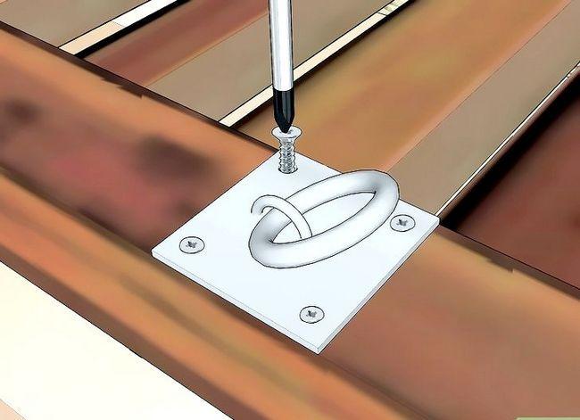 Prent getiteld Installeer buite-sluiter Stap 13