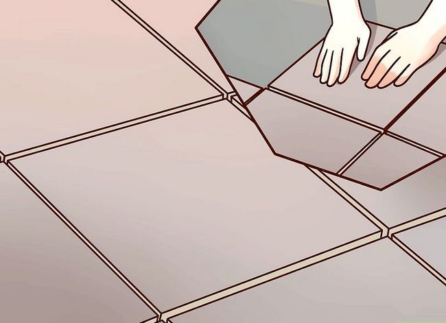 Prent getiteld Installasie Flooring Stap 18