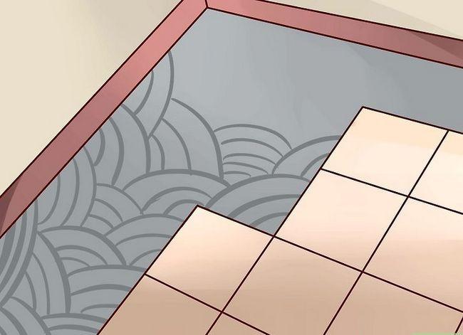 Prent getiteld Installasie Flooring Stap 20