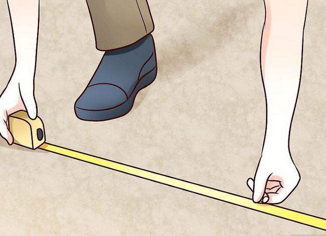 Prent titel Installeer Vloer Stap 5