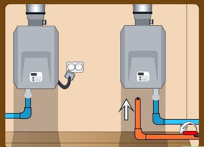 Beeld getiteld Installeer `n Tanklose Warmwaterverhitter Stap 13