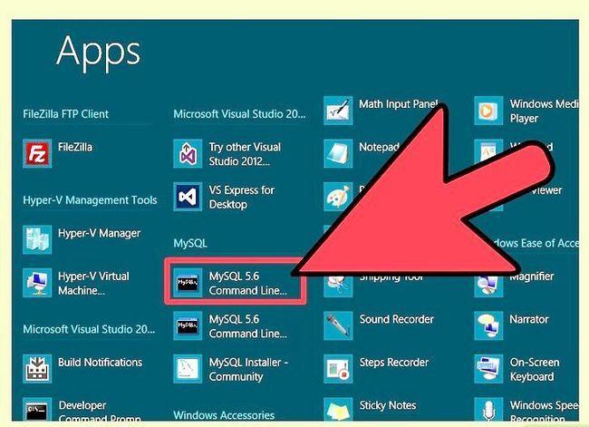 Prent getiteld Installeer die MySQL databasis bediener op u Windows PC Stap 15