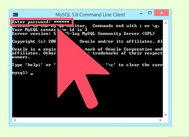 Prent getiteld Installeer die MySQL databasis bediener op u Windows PC Stap 16