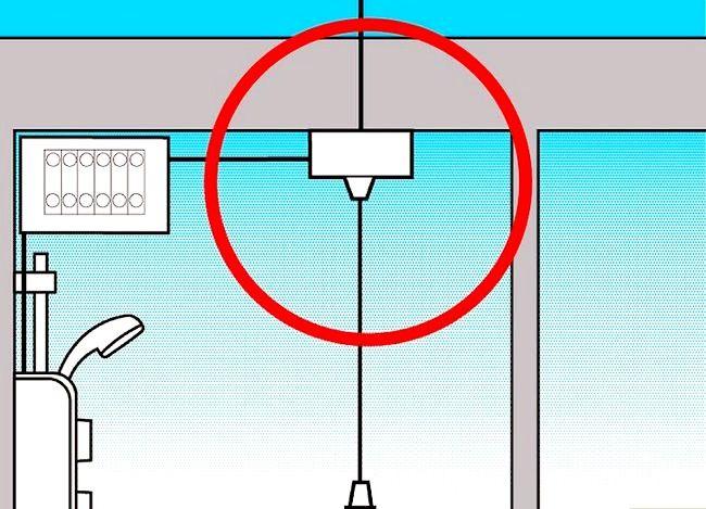 Prent getiteld Fiks `n elektriese stort Stap 5