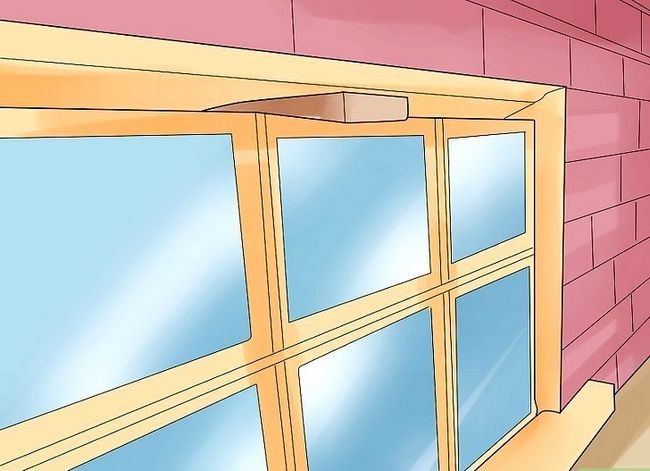 Prent getiteld Installeer glasblokkie Windows Stap 12