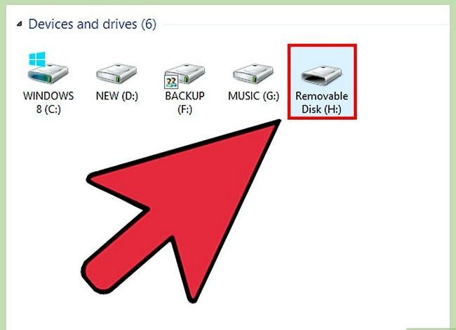Prent getiteld Skep `n opstartbare Windows 7 of Vista USB Drive Stap 9