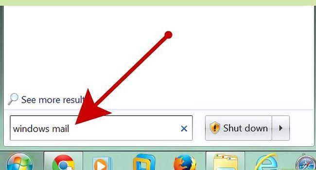 Prent getiteld Windows Mail en Windows Kalender installeer op Windows 7 Stap 5