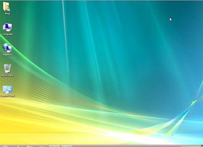Beeld Titel Windows XP installeer op `n Windows Vista-rekenaar Stap 1