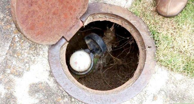 Prent getiteld Skakel jou watertoevoer af Snel en maklik Stap 9