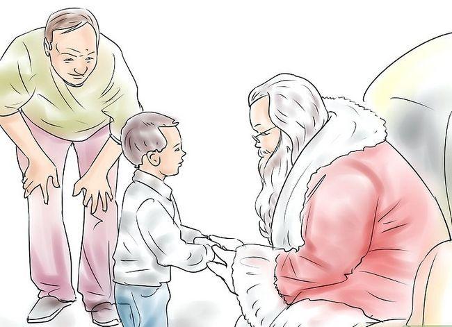 Prent getiteld Skep `n blywende tradisie vir Baby`s First Christmas Step 13