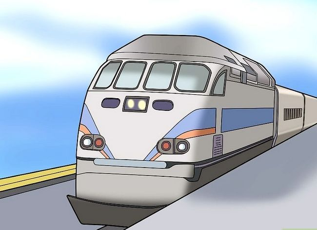 Prent getiteld Kry van Baltimore, MD na Washington DC Stap 2