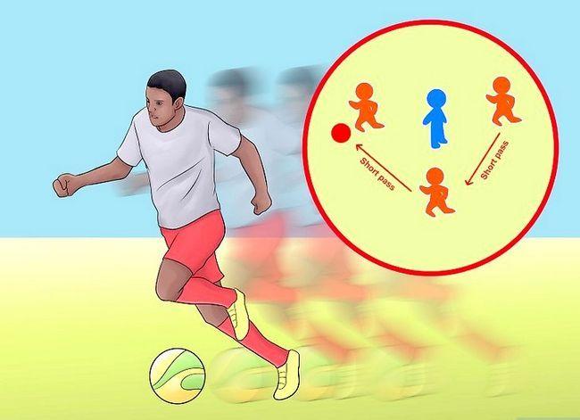 Prent titel Play Indoor Soccer Stap 12