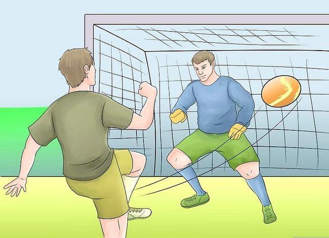 Prent titel Play Indoor Soccer Stap 8