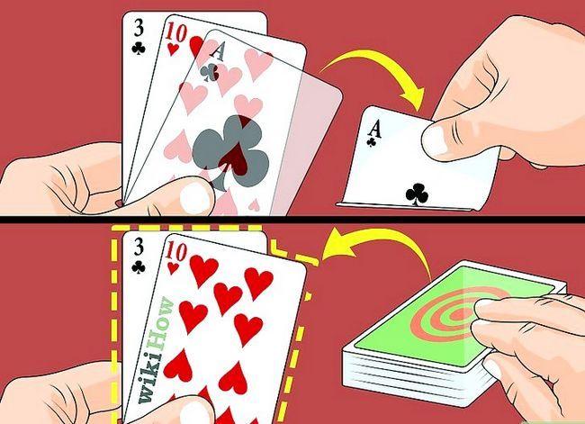 Prent getiteld Speel die Palace Card Game Stap 5