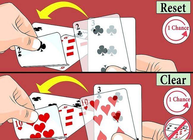 Prent getiteld Speel die Palace Card Game Stap 7
