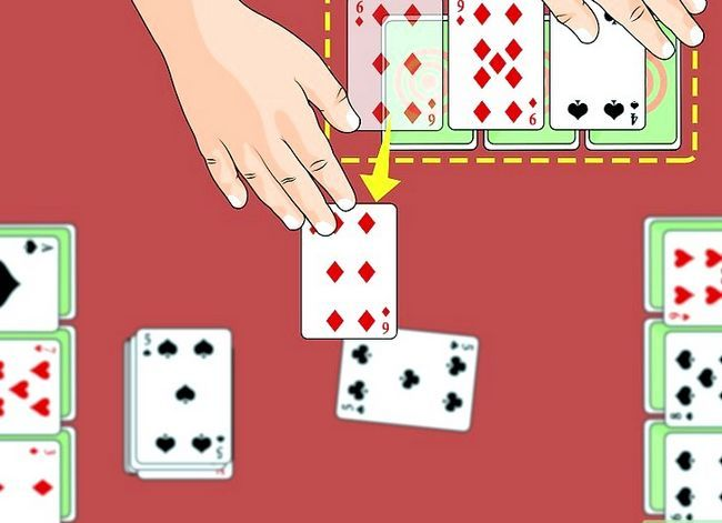 Beeld getiteld Speel die Paleiskaartspeletjie Stap 8