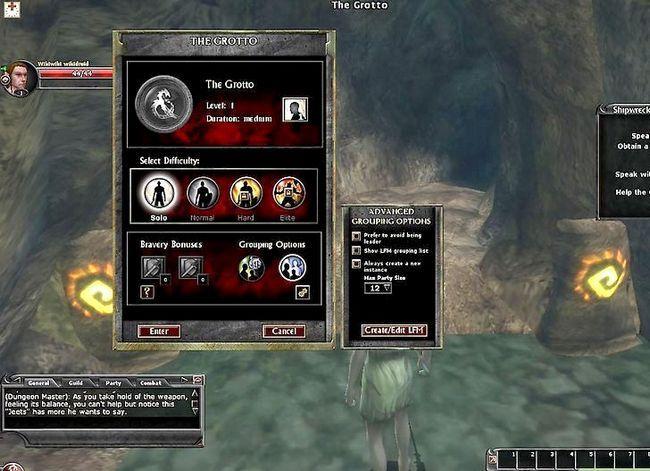 Prent getiteld Speel `n Druid in Dungeons and Dragons V3.5 Stap 6