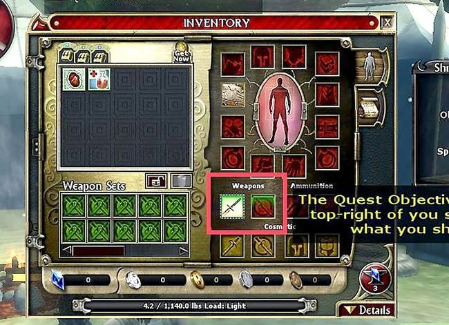 Prent getiteld Speel `n Druid in Dungeons and Dragons V3.5 Stap 7
