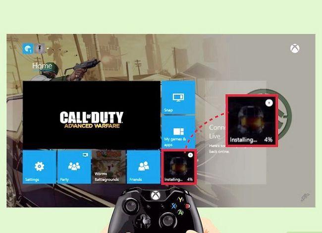 Beeld getiteld Play Games op Xbox 360 sonder `n CD Stap 15