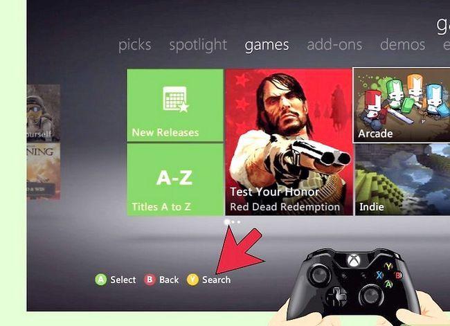 Beeld getiteld Speel Speletjies op Xbox 360 Sonder `n CD Stap 6
