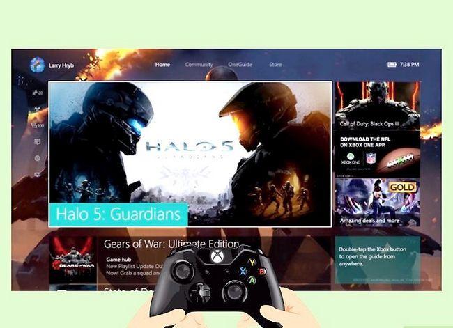 Beeld getiteld Play Games op Xbox 360 Sonder `n CD Stap 9