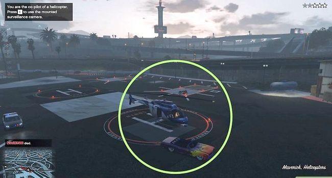 Prent getiteld Speel Grand Theft Auto 5 Online Stap 20