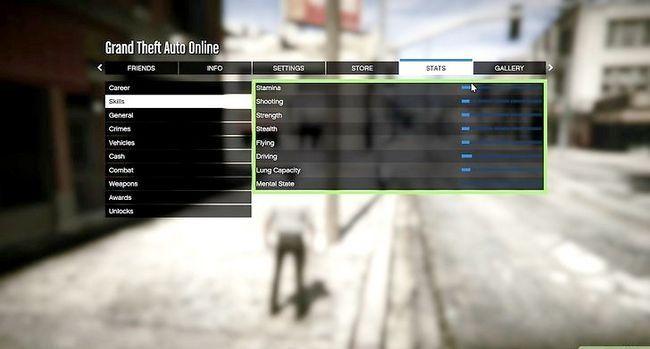 Prent getiteld Speel Grand Theft Auto 5 Online Stap 21