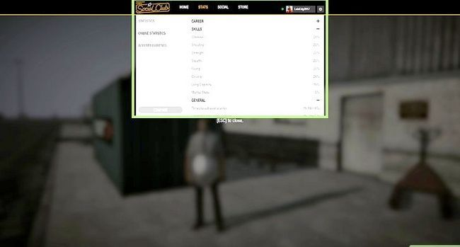 Prent getiteld Speel Grand Theft Auto 5 Online Stap 23
