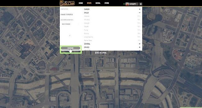 Prent getiteld Play Grand Theft Auto 5 Online Stap 24