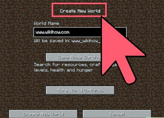 Beeld getiteld Play Minecraft in Real Life Step 3
