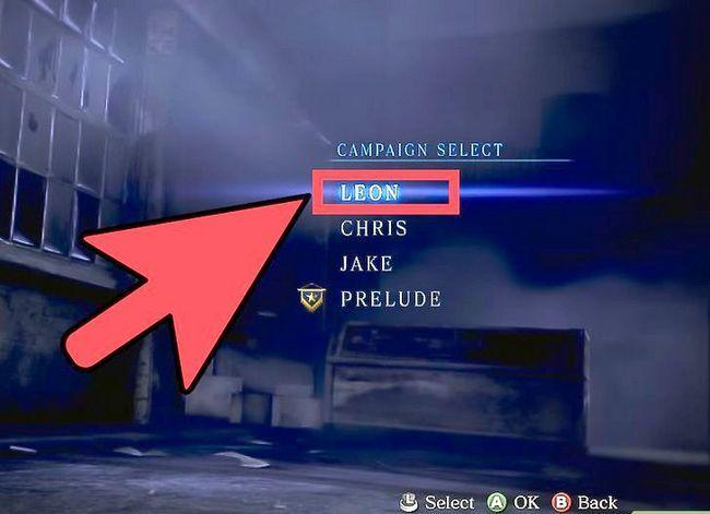 Beeld getiteld Play Co Op in Resident Evil 6 Step 9
