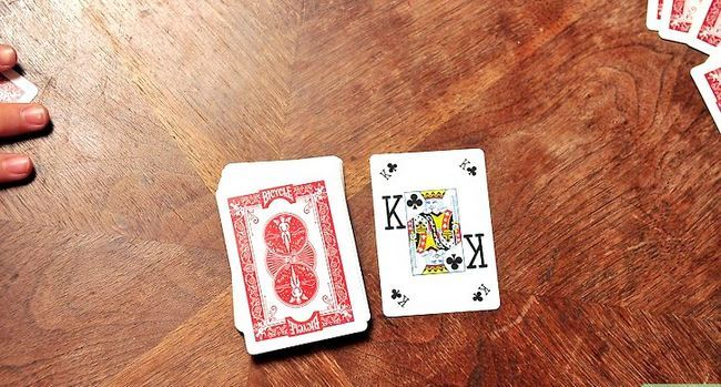 Prent Titel Play Jacks Twos and Eights Stap 2