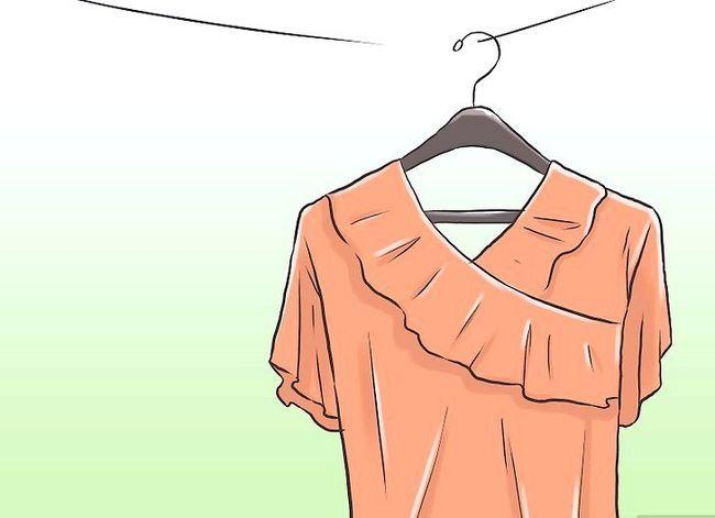 Prent getiteld Was `n droogskoon Slegs kledingstuk Stap 15