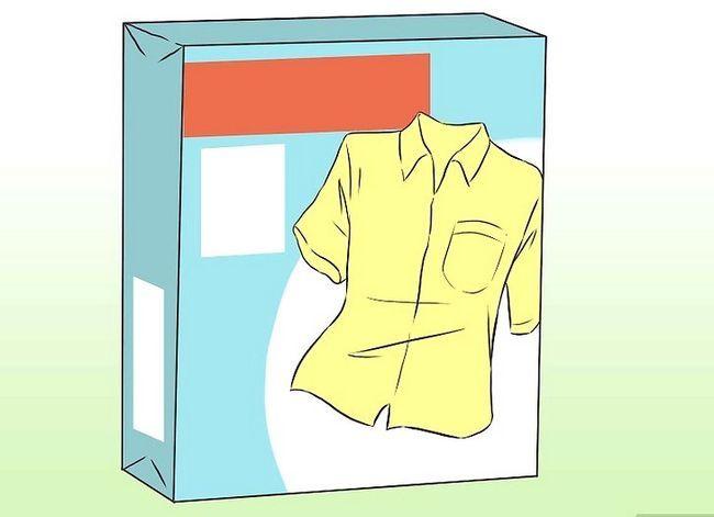 Prent getiteld Was `n droogskoon Slegs kledingstuk Stap 10
