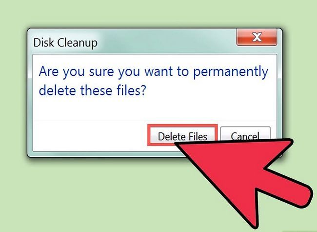 Prent titel Free Disk Space (Windows 7) Stap 15