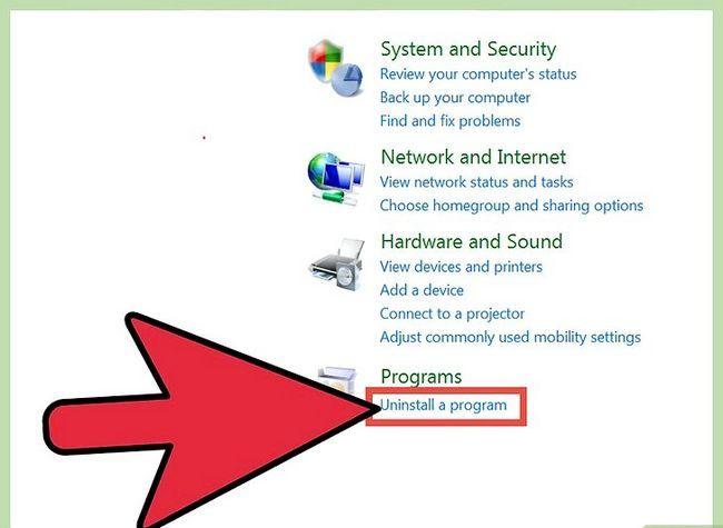 Prent titel Free Disk Space (Windows 7) Stap 17