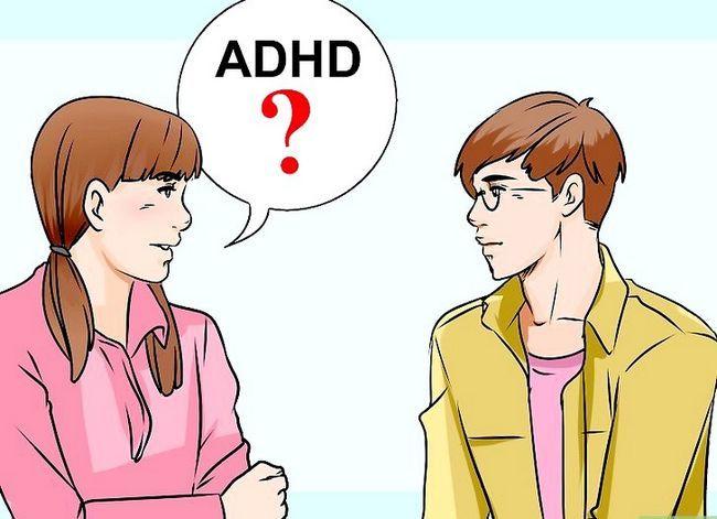 Beeld getiteld Deal With A Boyfriend Met ADHD Stap 6