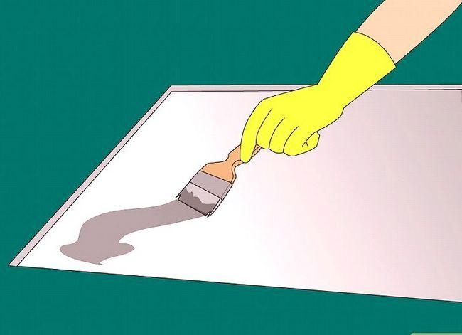 Prent getiteld Verwyder Latex Rubber Tapyt en Tile Plak van `n Sementvloer Stap 11