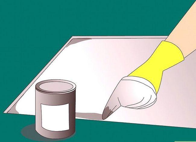 Prent getiteld Verwyder Latex Rubber Carpet en Tile Adhesive van `n Sementvloer Stap 9