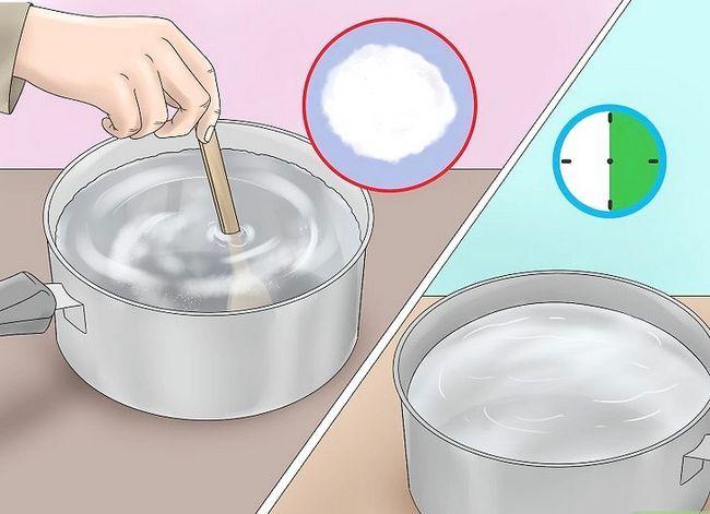 Prent getiteld Clean Tap Water Stap 13