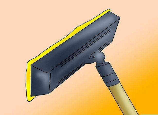 Prent getiteld Clean Drywall Stof Stap 6
