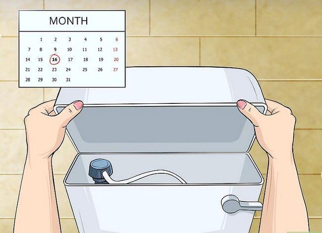 Beeld getiteld Maak `n toilet tenk Stap 11