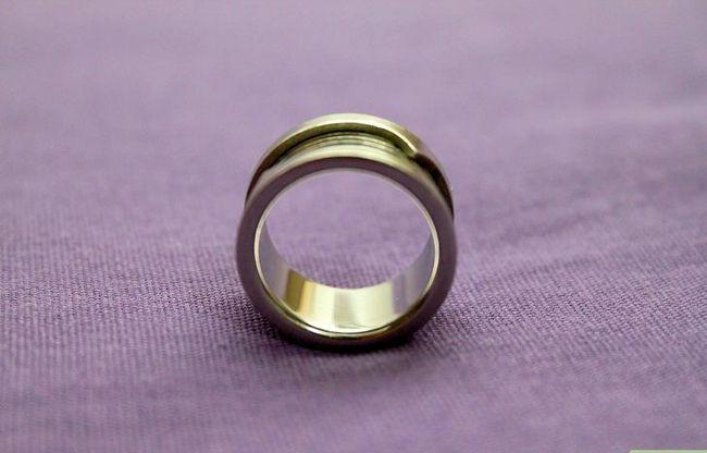 Prent getiteld Clean Tungsten Carbide Jewelry Stap 5