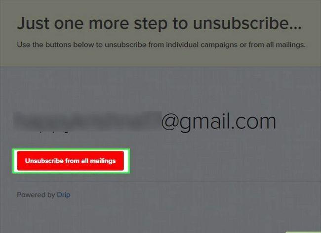 Prent getiteld Maak jou Gmail-posbus skoon. Stap 12