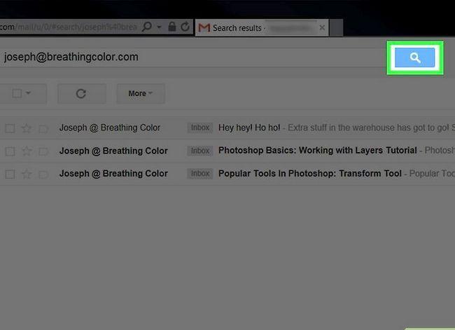 Prent getiteld Maak jou Gmail-posbus skoon Stap 17