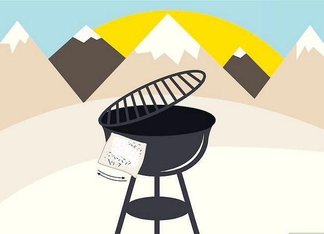 Beeld getiteld Skoon `n Buitelug Gas Grill Stap 14