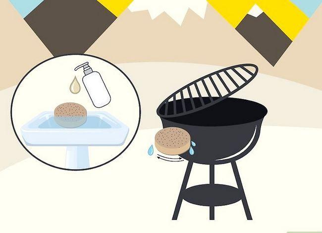 Beeld getiteld Skoon `n Buitelug Gas Grill Stap 03