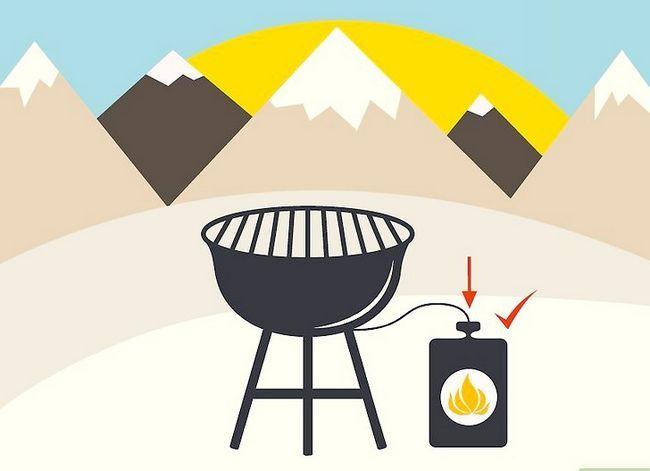 Prent getiteld Reinig `n Buitelug Gas Grill Stap 05