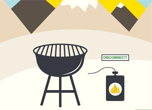 Beeld getiteld Skoon `n Buitelug Gas Grill Stap 08