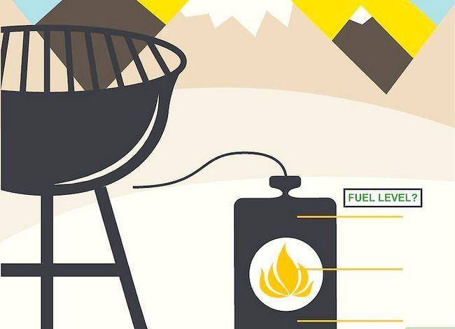 Beeld getiteld Skoon `n Buitelug Gas Grill Stap 09